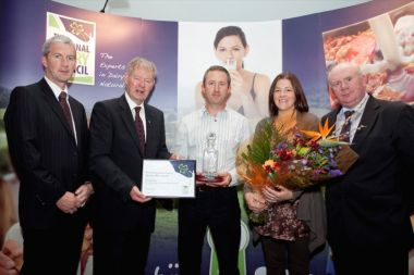 National Dairy Council Quality Milk Awards 2011