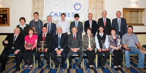 Drinagh Group at the Carbery Milk Quality Awards 2014