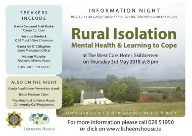Rural Isolation: Mental Health & Learning to Cope