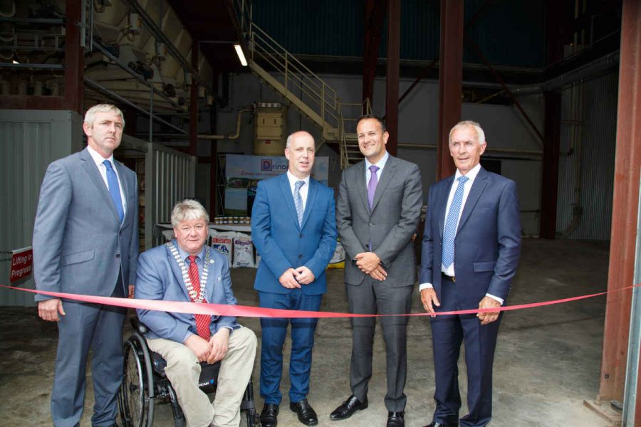 Feed Mill Extension Opening