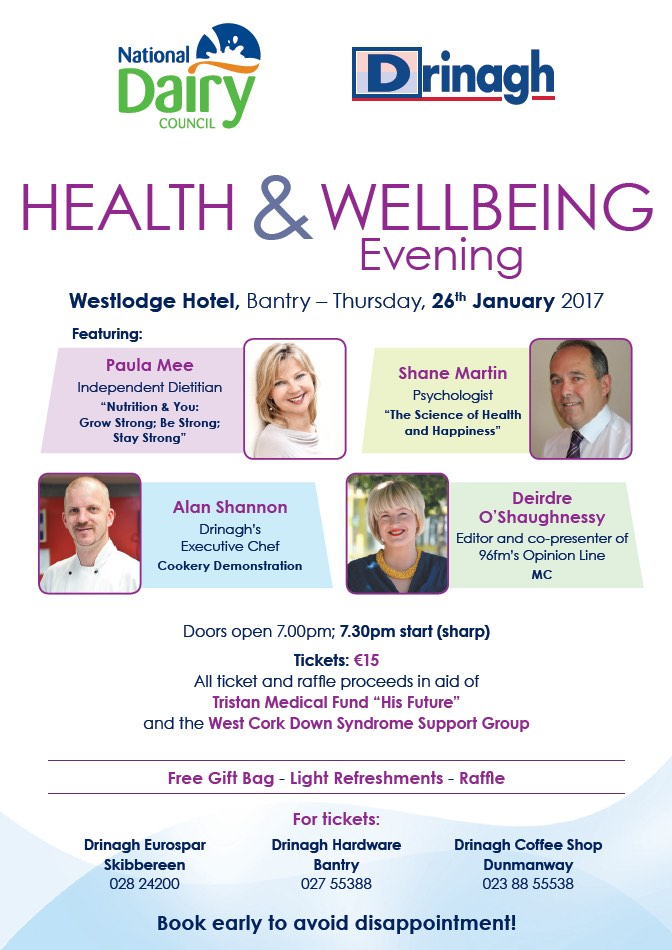 Health & Wellbeing Evening